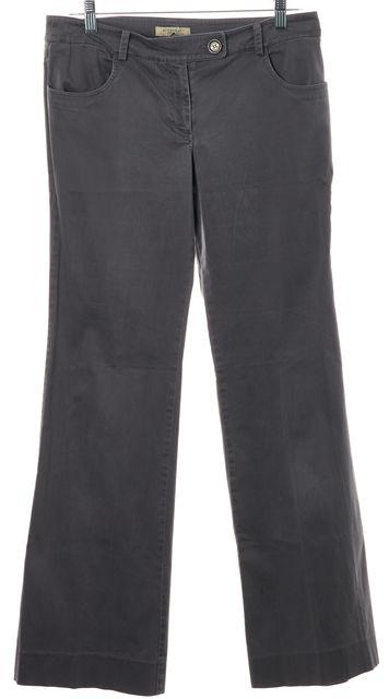 BURBERRY Gray Chinos Pants