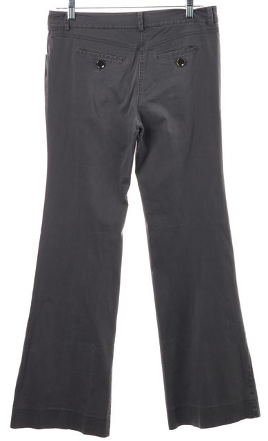 BURBERRY Gray Chinos Pants