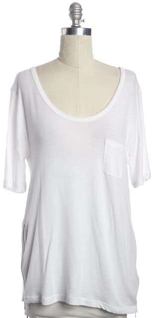 BURBERRY BRIT White Tunic Top