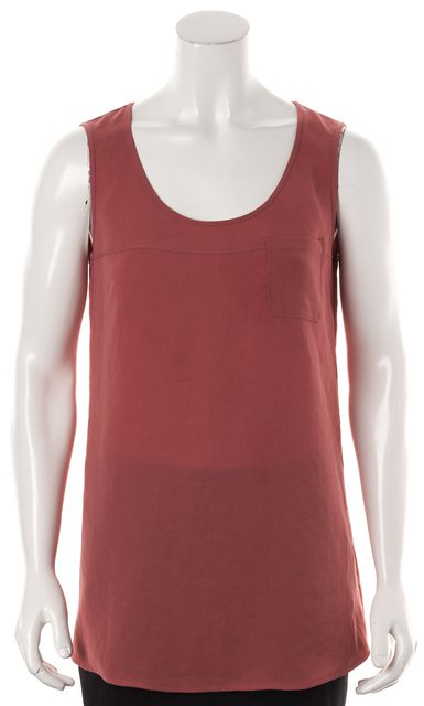 BURBERRY BRIT Dark Pink Tank Top