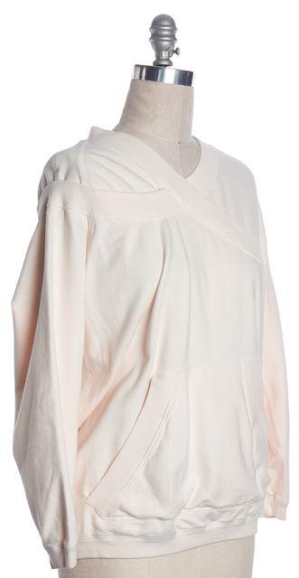 BALENCIAGA Ivory Sweatshirt