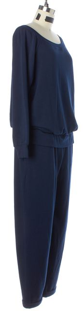 BAILEY 44 Navy Blue Jug Sling Jumpsuit/ Romper