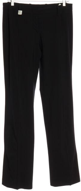 BOSS HUGO BOSS Black Wool Dress Pants