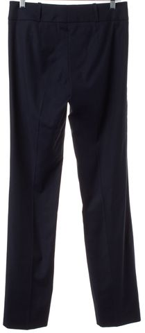 BOSS HUGO BOSS Navy Blue Wool Dress Pants