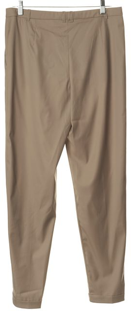 BOSS HUGO BOSS Beige Wool Casual Pants