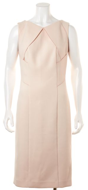 BOSS HUGO BOSS Powder Pink Sheath Dress