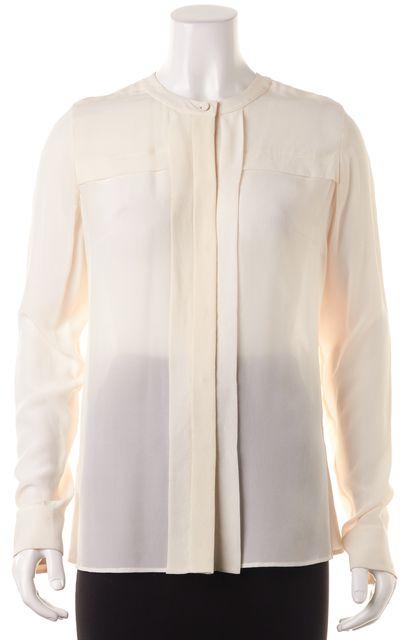 BOSS HUGO BOSS Ivory Button Down Shirt