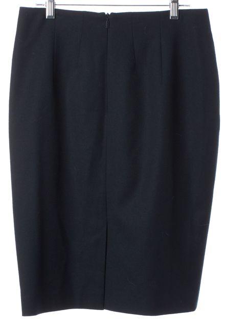 BOSS HUGO BOSS Black Above Knee Pencil Skirt
