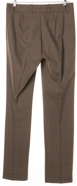 BOSS HUGO BOSS Brown Career Dress Pants