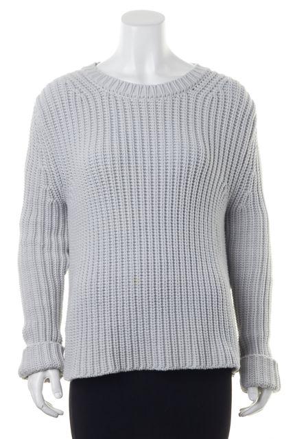 BARBOUR Gray Clove Hitch Jumper Crewneck Sweater