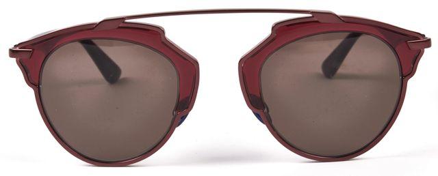 DIOR Pink DiorSoReal Wayfare Sunglasses