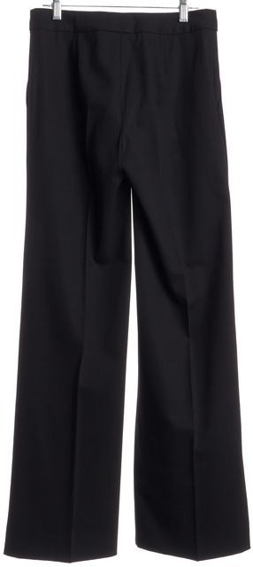 DIOR Black Wool Dress Pants