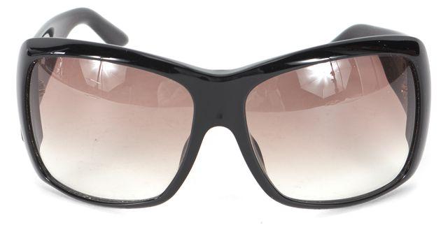 DIOR Black Aventura 1 Acetate Square Sunglasses