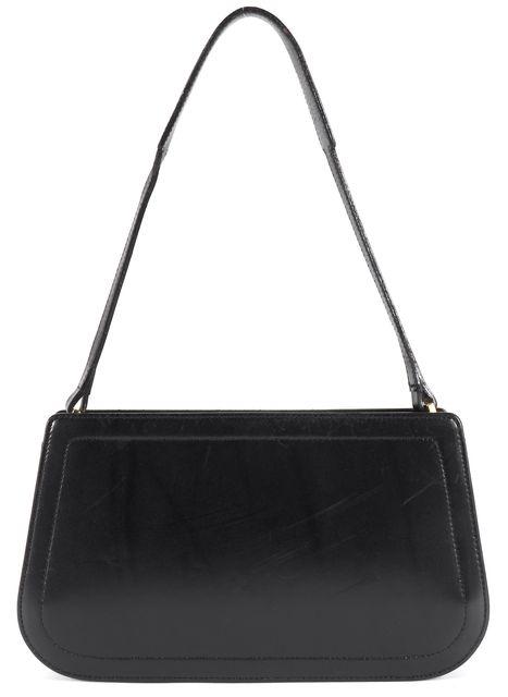 CÉLINE Black Leather Mini Shoulder Bag