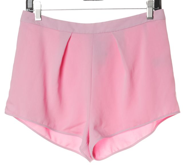 CLOVER CANYON Pink Mini, Short Shorts