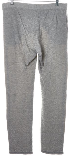 CURRENT ELLIOTT Heather Gray The Trouser Sweatpant Casual Pants