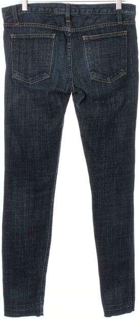 CURRENT ELLIOTT Blue The Roller Relaxed Slim Fit Jeans