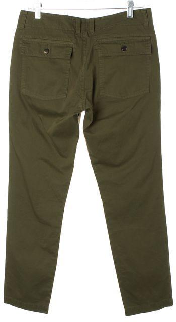 CURRENT ELLIOTT Green Cargo Pants