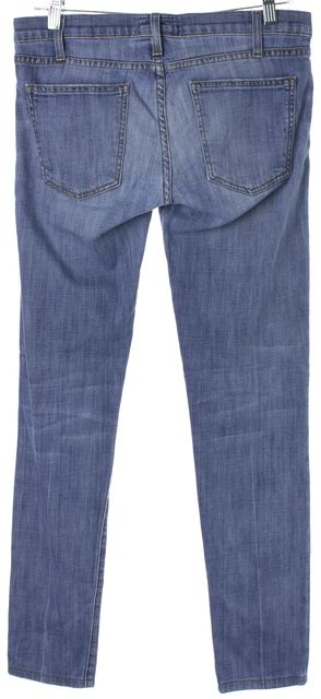 CURRENT ELLIOTT Blue Skinny Jeans
