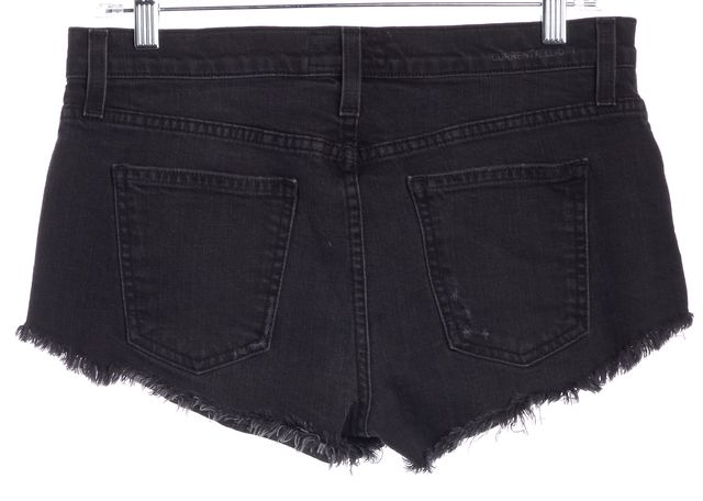 CURRENT ELLIOTT Black Mini, Short Shorts