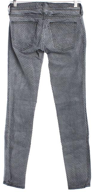 CURRENT ELLIOTT Gray Skinny Jeans