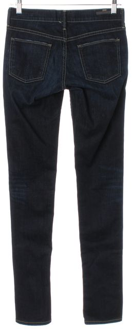 CITIZENS OF HUMANITY Blue Avedon Low Rise Skinny Leg Slim Fit Jeans