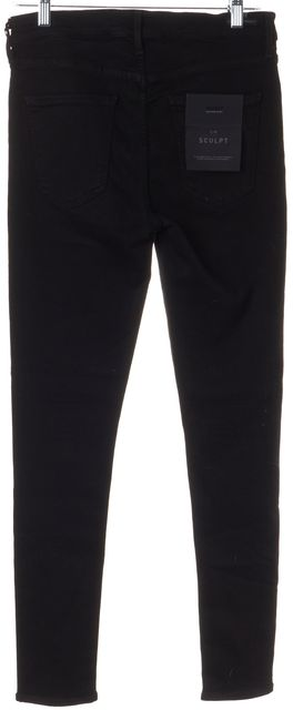 CITIZENS OF HUMANITY Black Rocket High Rise Skinny Jeans