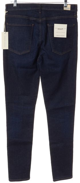 CITIZENS OF HUMANITY Foxy Blue Carlie High Rise Skinny Jeans