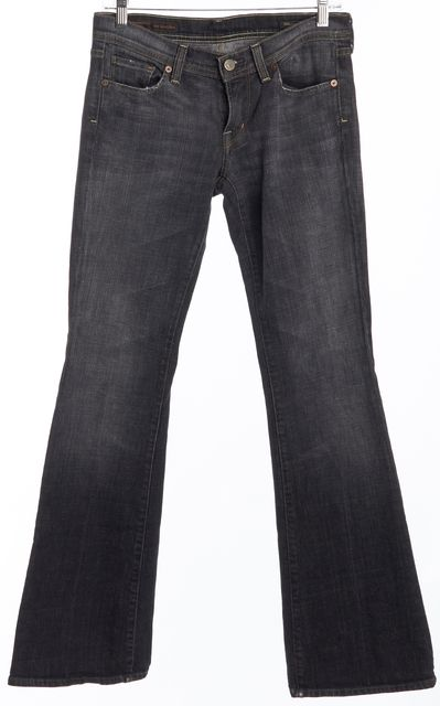 CITIZENS OF HUMANITY Gray Flare Jeans