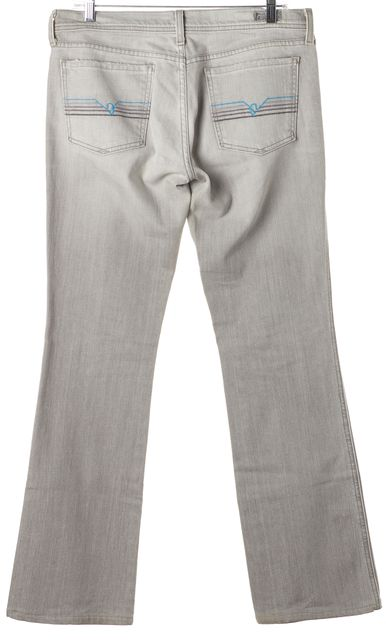 CITIZENS OF HUMANITY Gray Kelly Bootcut Boot Cut Jeans