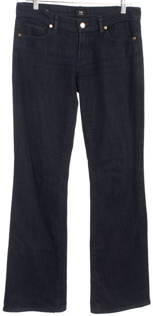 CITIZENS OF HUMANITY Blue Boot Cut Jeans