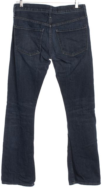 CITIZENS OF HUMANITY Dark Wash Riley Boy Boot Cut Jeans