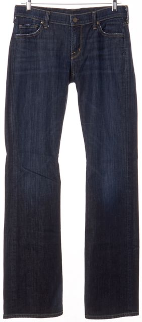 CITIZENS OF HUMANITY Blue Kelly #001 Boot Cut Classic Rise Jeans