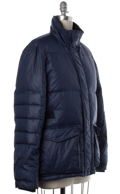 D&G Navy Blue Puffer Jacket