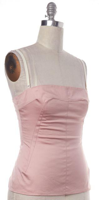 D&G Pink Corset Top