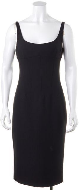 D&G Occasion Little Black Bodycon Dress