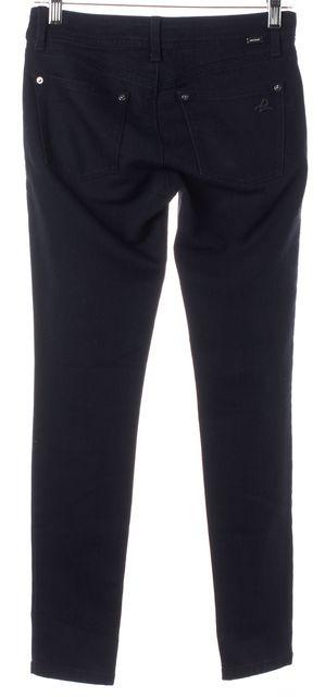 DL1961 Blue 4-Way Stretch Modal Denim Skinny Emma Leggings Jeans