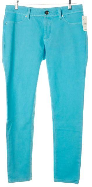 DL1961 Parrot Blue 360 Comfort Emma Legging Jeans