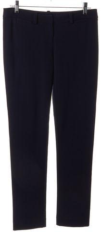 DIANE VON FURSTENBERG NWT Blue Genova Bis Casual Pants Size 6