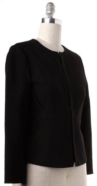DIANE VON FURSTENBERG Black Rover Basic Jacket