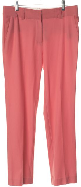 ELIZABETH AND JAMES Pink Skinny Leg Trousers Pants