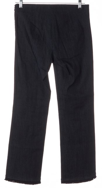 ELIZABETH AND JAMES Indigo Blue Roberta Cropped Pants