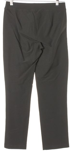 EILEEN FISHER Olive Green Slim Fit Stretch Casual Pants