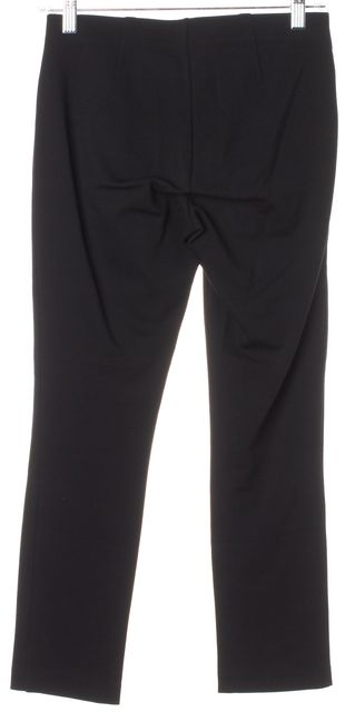 EILEEN FISHER Black Stretch Casual Pants
