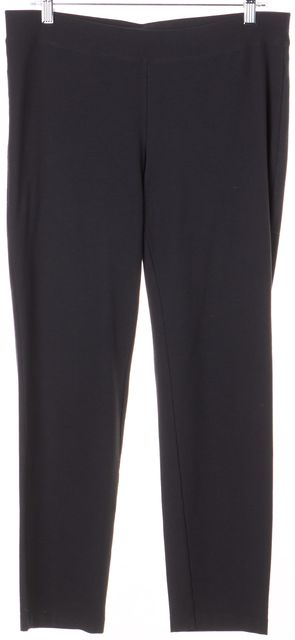 EILEEN FISHER Gray Casual Stretch Pants