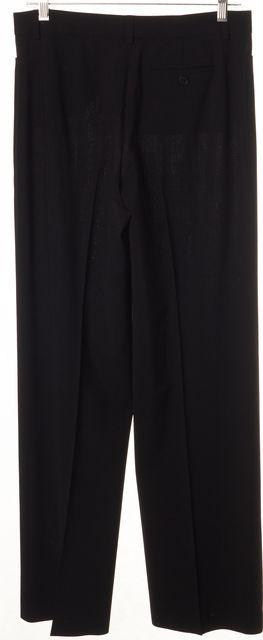 EMPORIO ARMANI Black Casual Pants