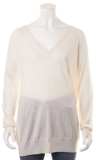 EQUIPMENT Pale Pink Wool Knit Top