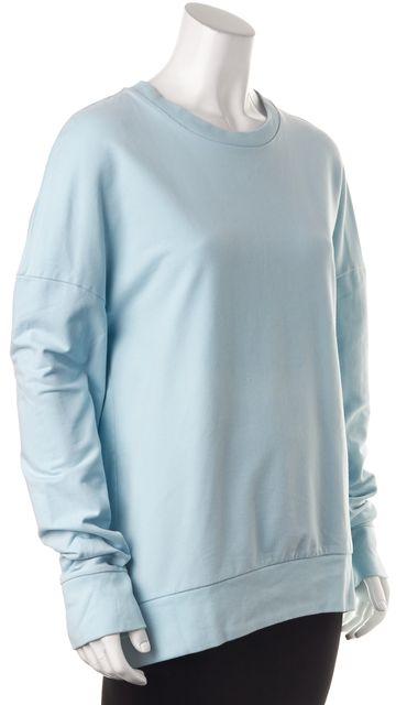 EQUIPMENT Pale Turquoise Sweatshirt