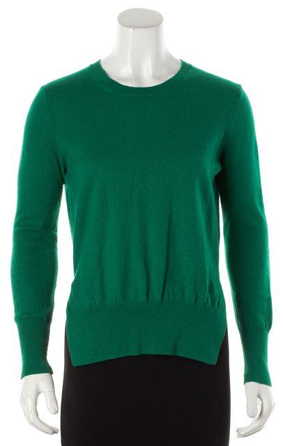 ÉTOILE ISABEL MARANT Green Knit Crewneck Sweater