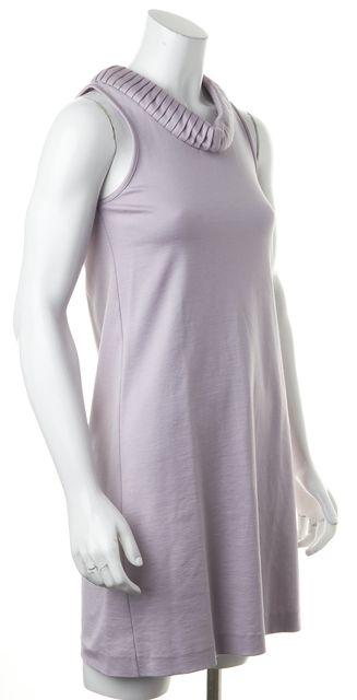 FENDI Lavender Purple Sleeveless Sheath Dress